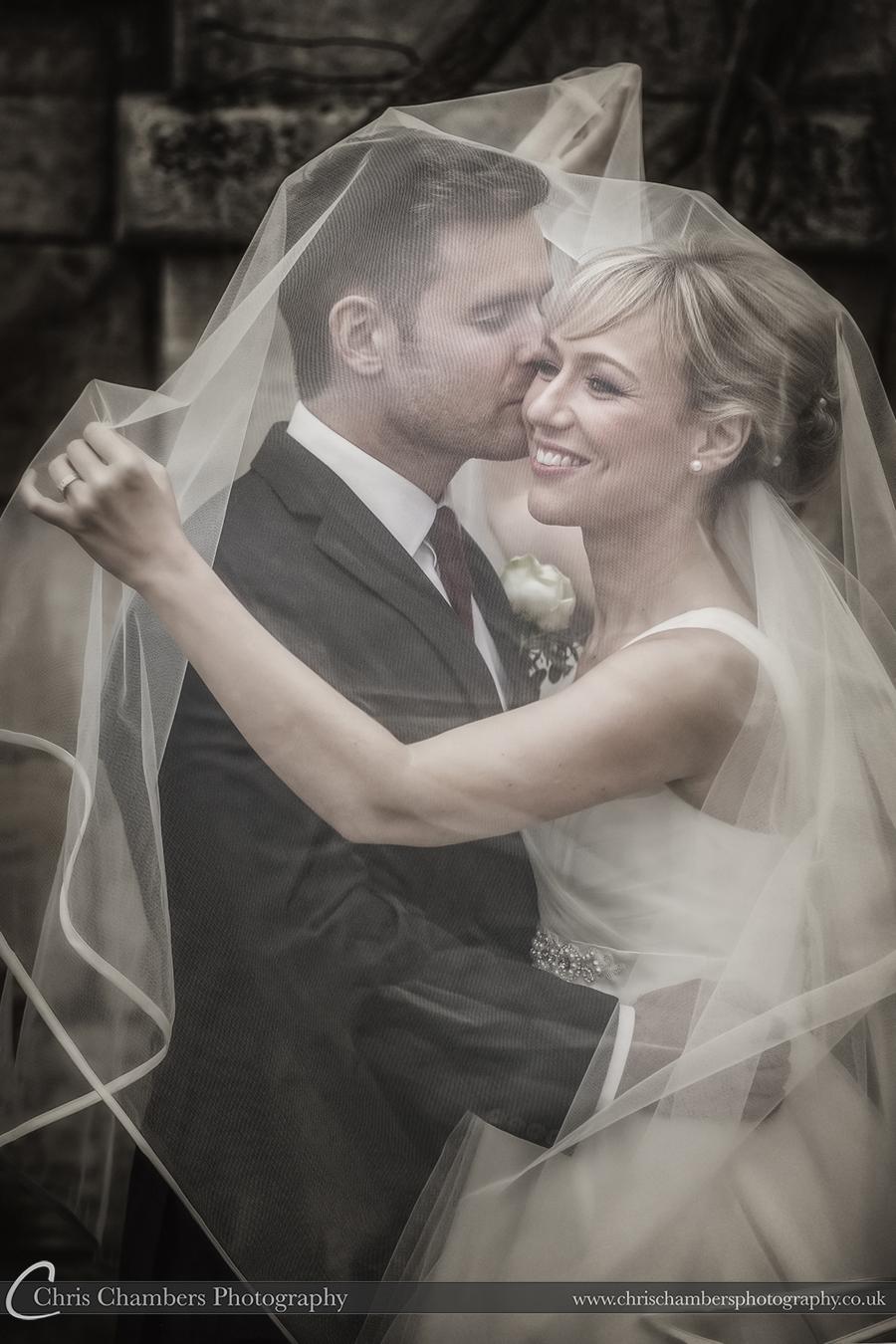 Award winning Hazlewood Castle wedding photographs