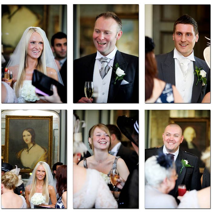 John and Kerry's wedding: Oulton Hall wedding photography May 22nd 2010