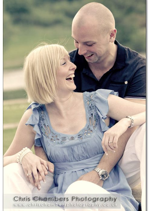 Waterton Park Weddings : David and Lynsey's Pre-wedding shoot at Walton Hall