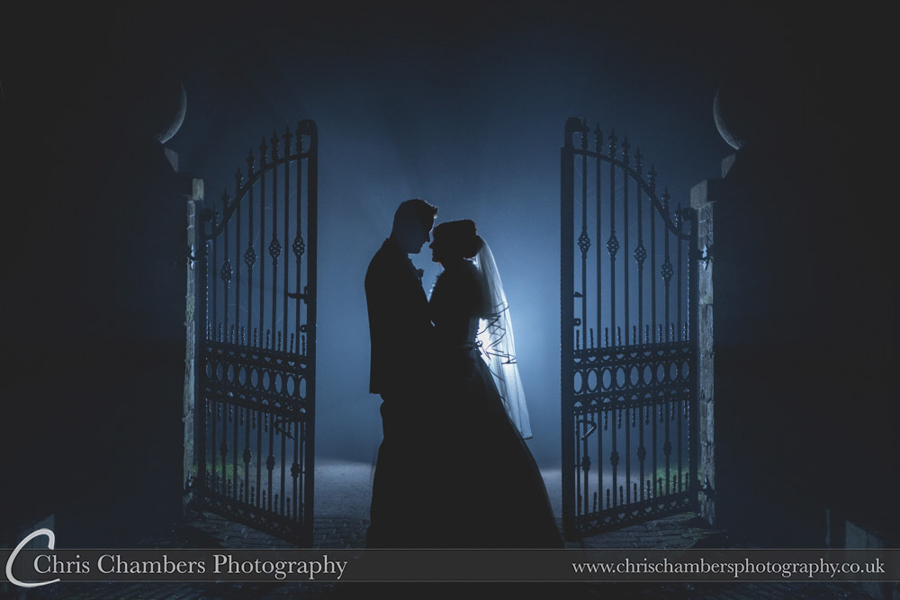 Hazlewood Castle Wedding Photographer in North Yorkshire