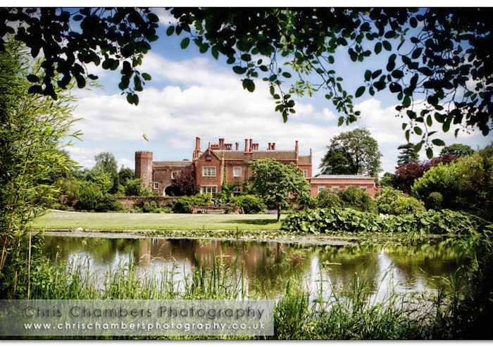 Andy and Ruth's wedding photography at Hodsock Priory