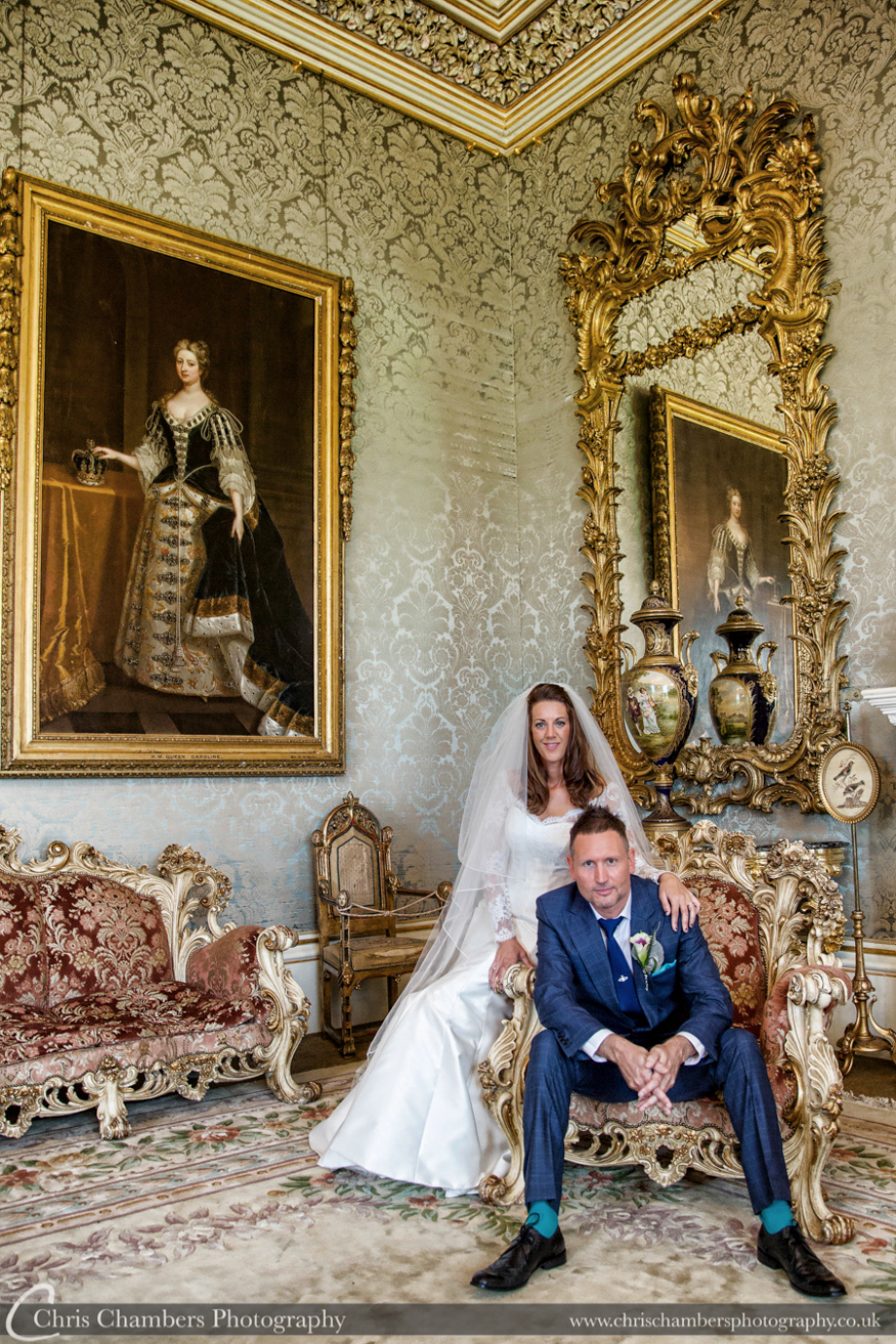 Award Winning wedding photography of Allerton Castle | North Yorkshire wedding photography