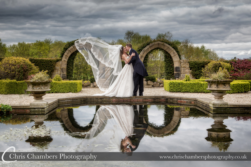 Allerton Castle wedding photographer | North Yorkshire wedding photography at Allerton Castle