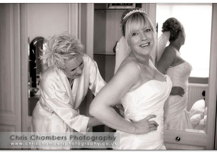 Graham and Catherine's wedding photography at Kings Croft Pontefract. Sunday May 30th 2010