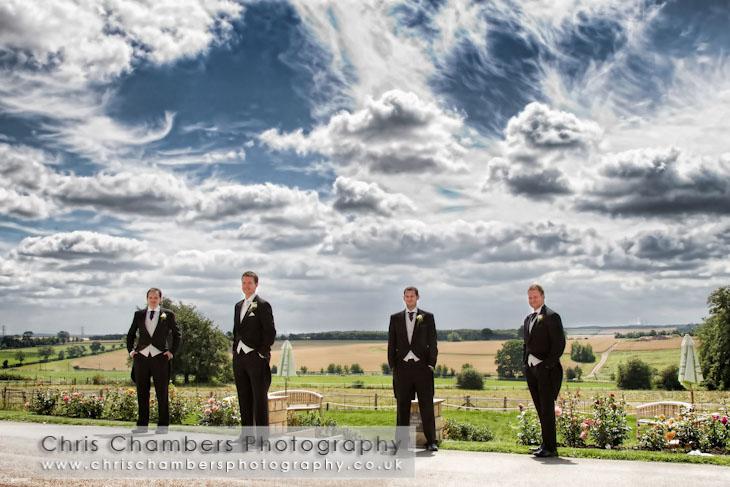 Hazlewood Castle weddings and wedding photography