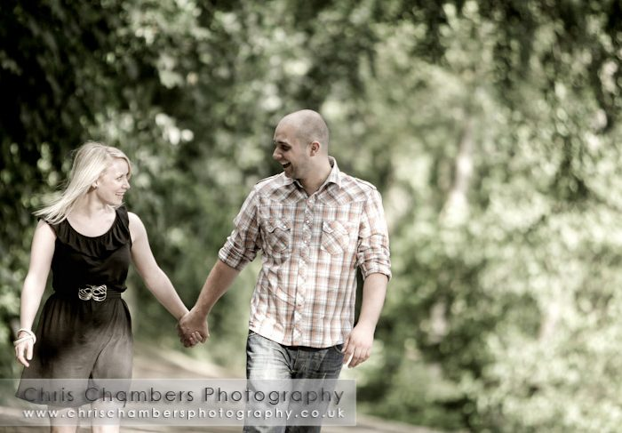 Matthew and Jeanette's Pre-wedding photography