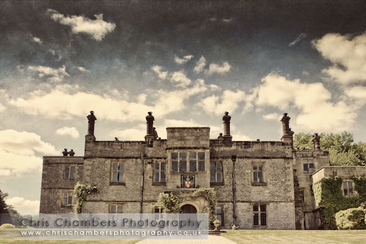 Tissington Hall wedding venue in Dervbyshire