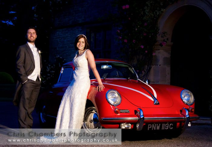Chris and Jen's wedding photography at Tissington Hall in Derbyshire