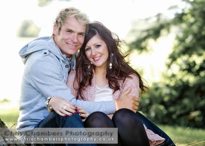 Pre wedding photography at Allerton Castle
