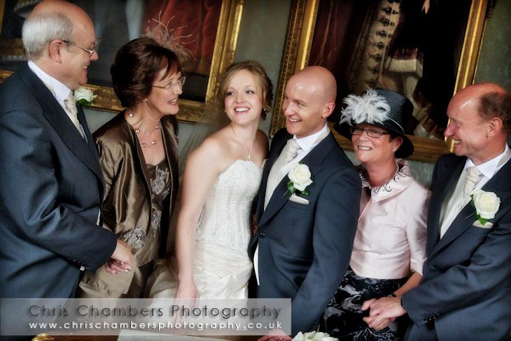 Allerton Castle Wedding photography