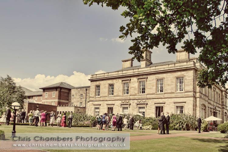 Leeds weddings - wedding photographer Chris Chambers