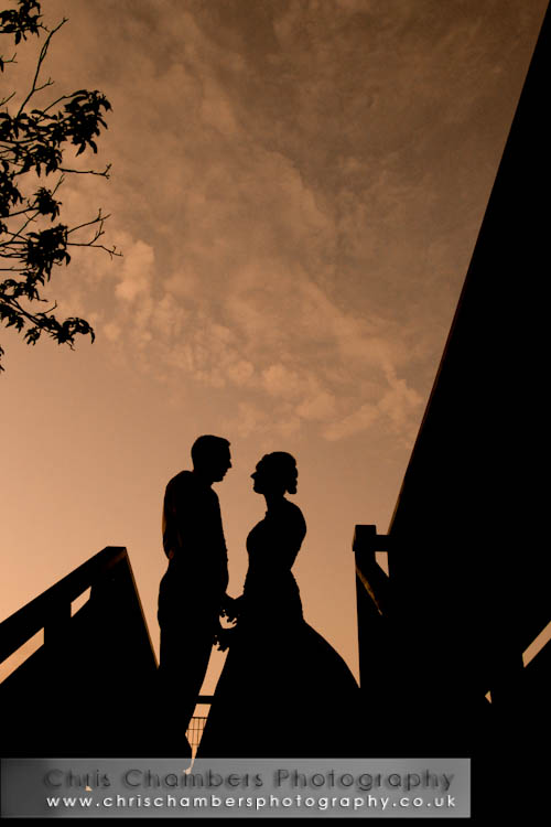 wedding photography at Oulton Hall from Chris Chambers, award winning West Yorkshire wedding photographer