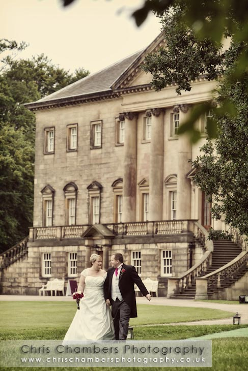 Nostell Priory weddings
