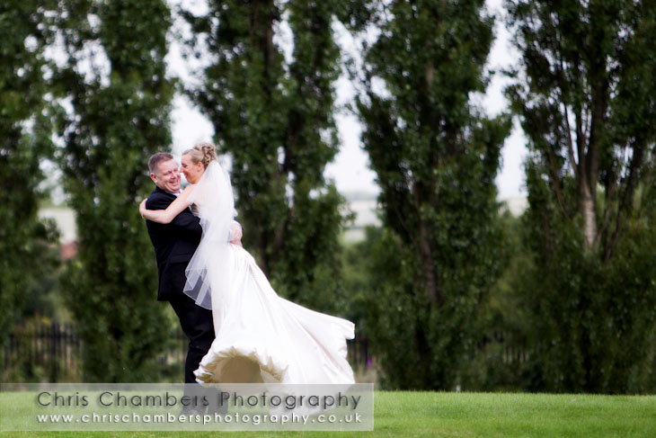 wedding photographers in Wakefield