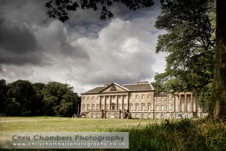 Nostell Priory wedding venue in Wakefield