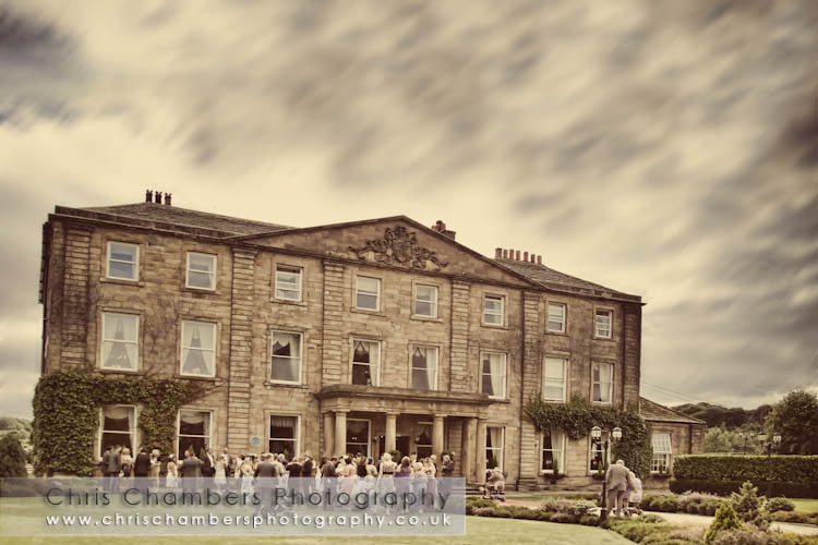 wedding photography at Walton Hall Waterton Park near Wakefield