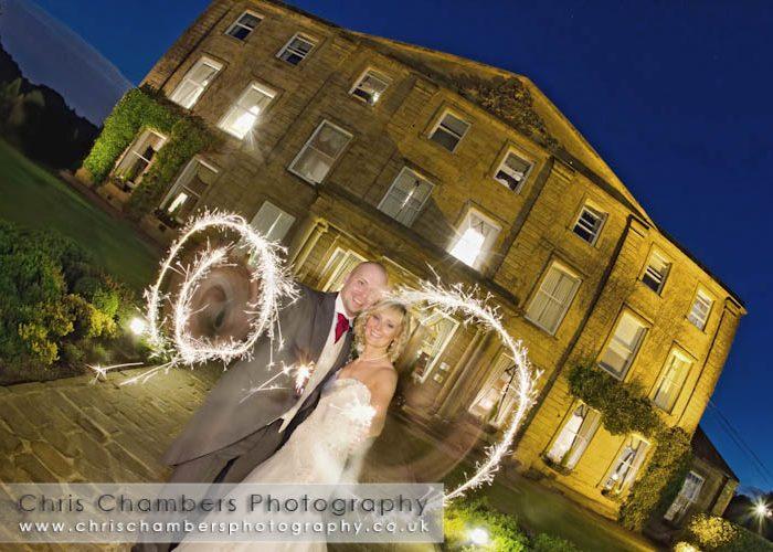 David and Lynsey's wedding photography at Walton Hall Waterton Park.