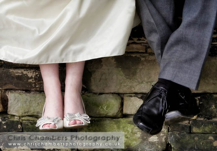 Kevin and Lisa's wedding photography in Wakefield - Hatfeild Hall Saturday 25th September