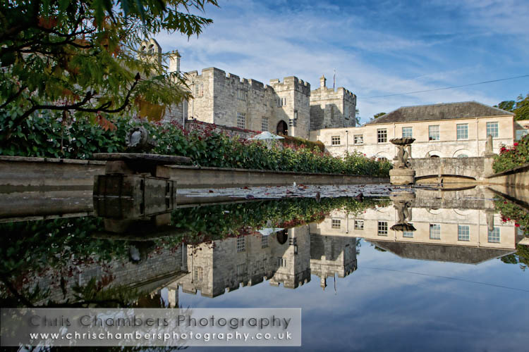 Hazlewood Castle weddings - Hazlewood castle wedding photographer