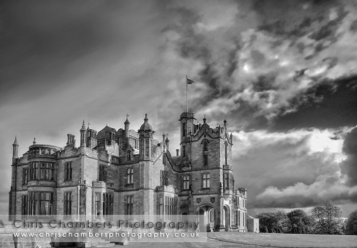 Mark and Victoria - wedding photography at Allerton Castle