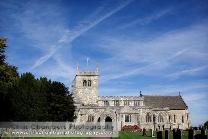 All Saints Church in Sherburn in Elmet