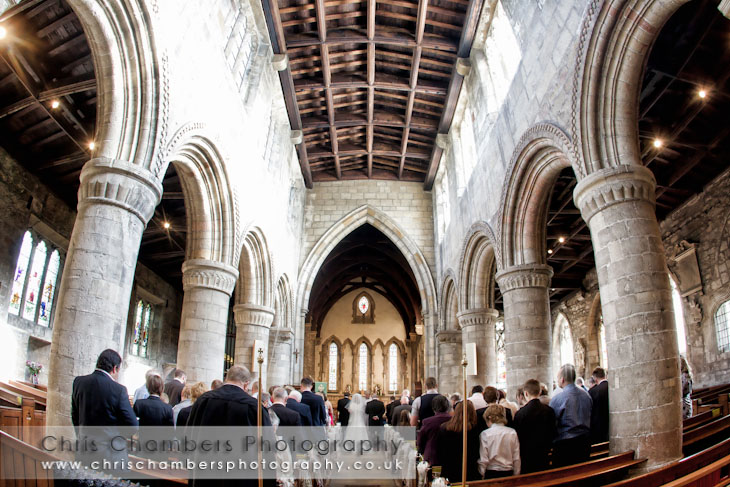 All Saints Church in Sherburn