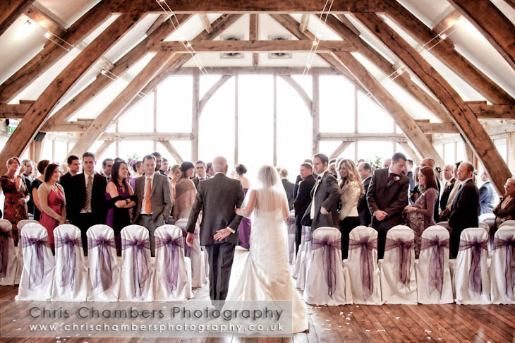 wedding photography at Sandburn Hall near York