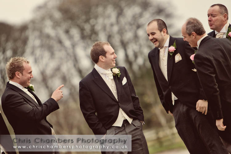 Weddings at Hazlewood Castle photography Chris Chambers