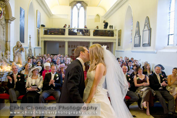 Hazlewood Castle wedding photographers recommended by Hazlewood castle