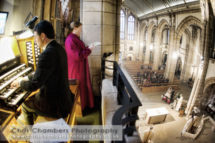 St Anne's cathedral Leeds west yorkshire, wedding photography at leeds cathedral