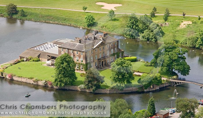 Wedding Fayres Winter / Spring 2011 - Hazlewood Castle and Waterton Park Hotel