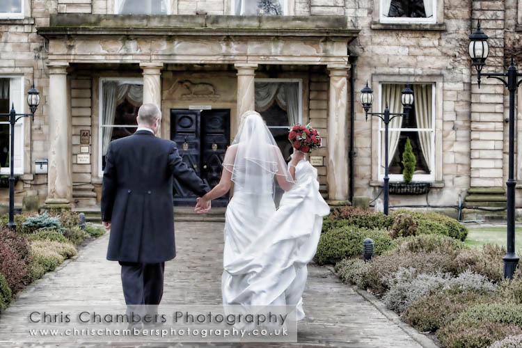 Wakefield weddings, wedding photography at Waterton Park Hotel near Wakefield West Yorkshire