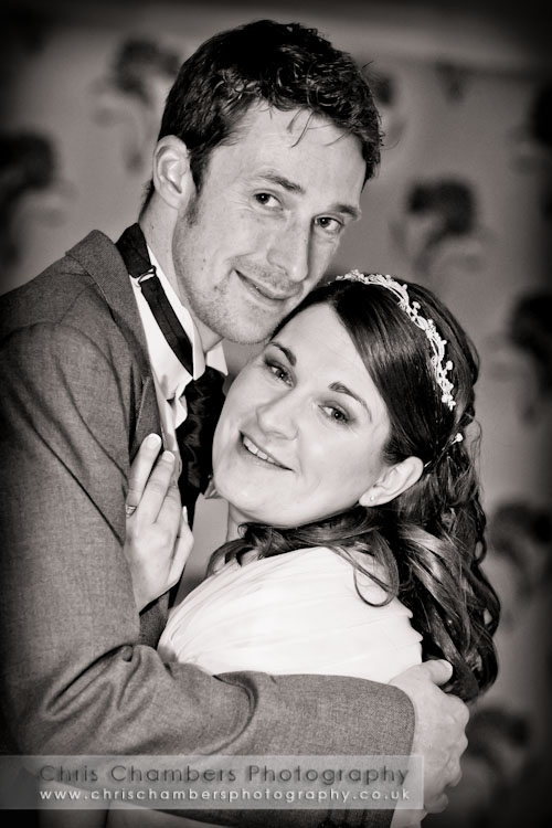 Wedding photographer at Wentbridge house in West Yorkshire. Award winning photography from Chris Chambers