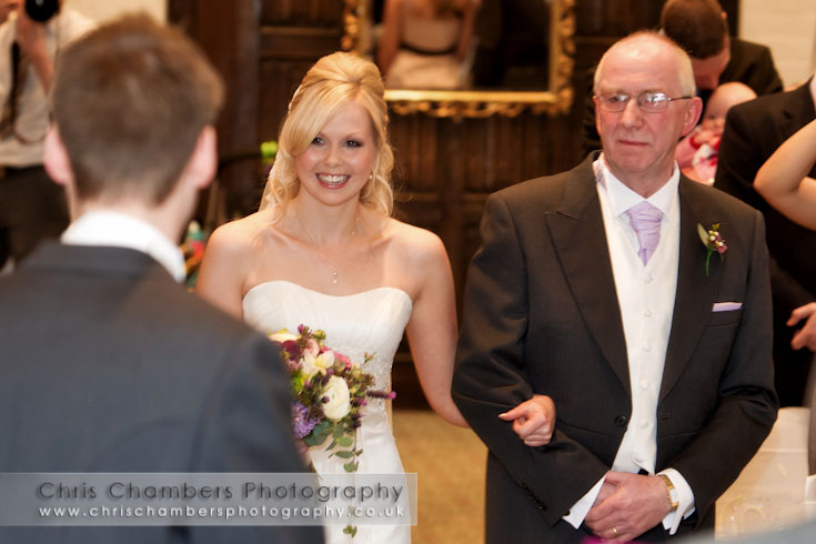 Holdsworth House weddings