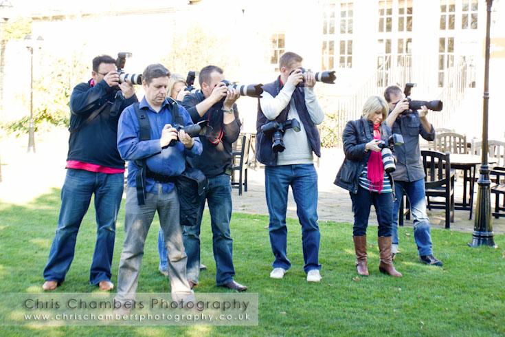 Wedding photographer training courses - Training for wedding photography