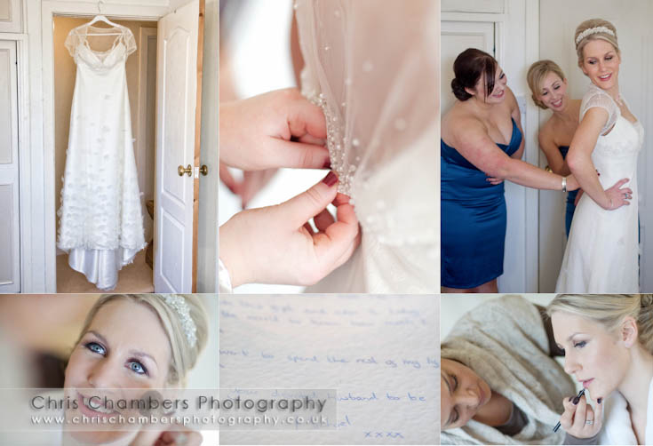 Waterton Park Hotel Italian Storybook wedding album by Graphistudio