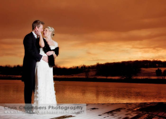 New Italian Storybook wedding album - featuring wedding photography at Waterton Park Hotel