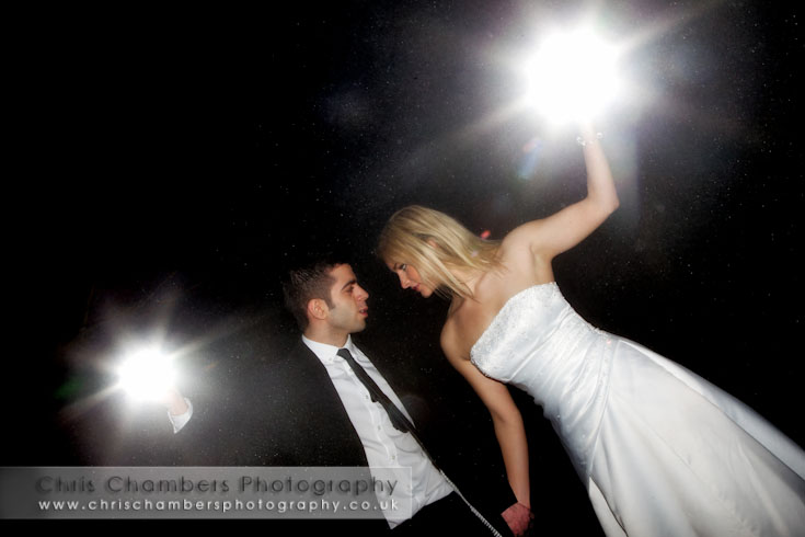 Training for wedding photographers