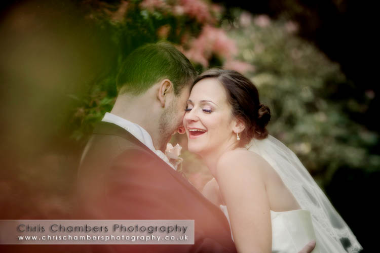 Reportage wedding photography: Wedding photographs at Holdsworth House Halifax