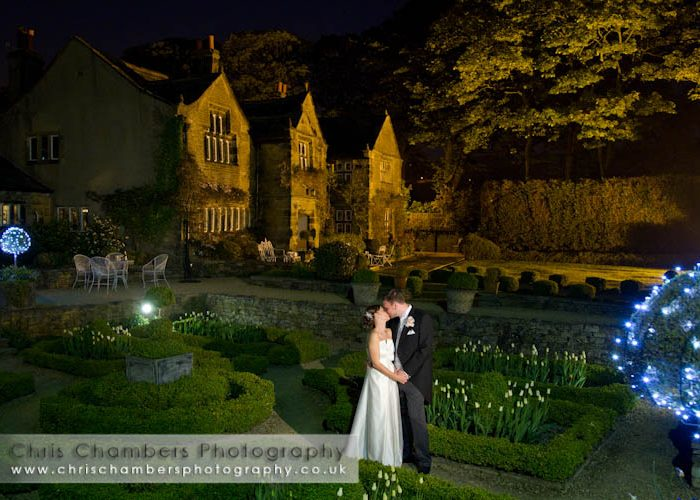 Dan and Bec's wedding : Wedding photography at Holdsworth House near Halifax