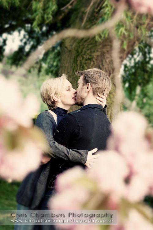 York wedding photography, award winning wedding photographer Chris chambers on a pre-wedding photo shoot for a York wedding