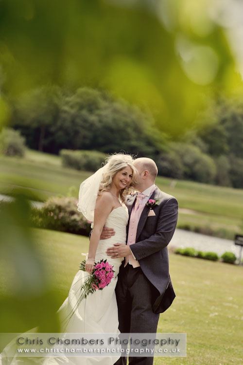 Waterton Park Hotel wedding photography.  Award winning wedding photographer Chris Chambers photographs weddings at Waterton Park Hotel near Wakefield