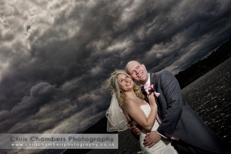 Waterton Park Hotel wedding photography.  Award winning wedding photographer Chris Chambers photographs weddings at Waterton Park Hotel near Wakefield