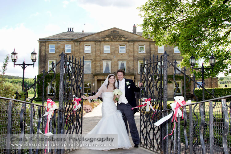 Wakefield wedding photography