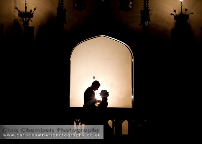 Allerton Castle wedding photography - Nigel and Kylie's wedding at Allerton Castle