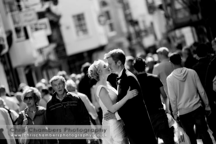 York Wedding photography, Gail and robs wedding in York. Wedding photographer Chris Chambers