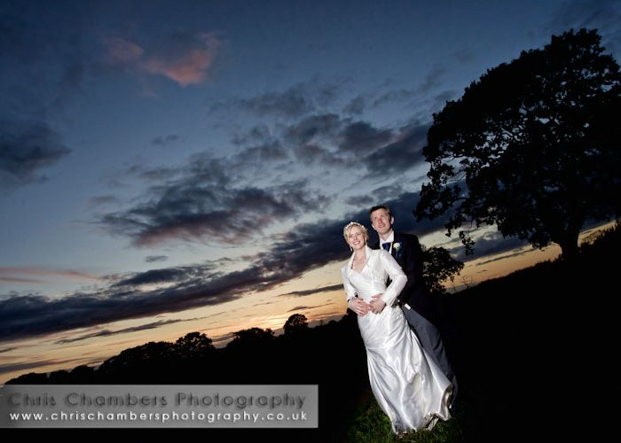 York wedding photography - Rob and Gail's Marquee wedding in York North Yorkshire.