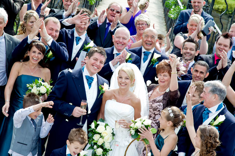 Wakefield and Leeds wedding photographers. Wedding photography West Yorkshire from award winning photographer Chris Chambers