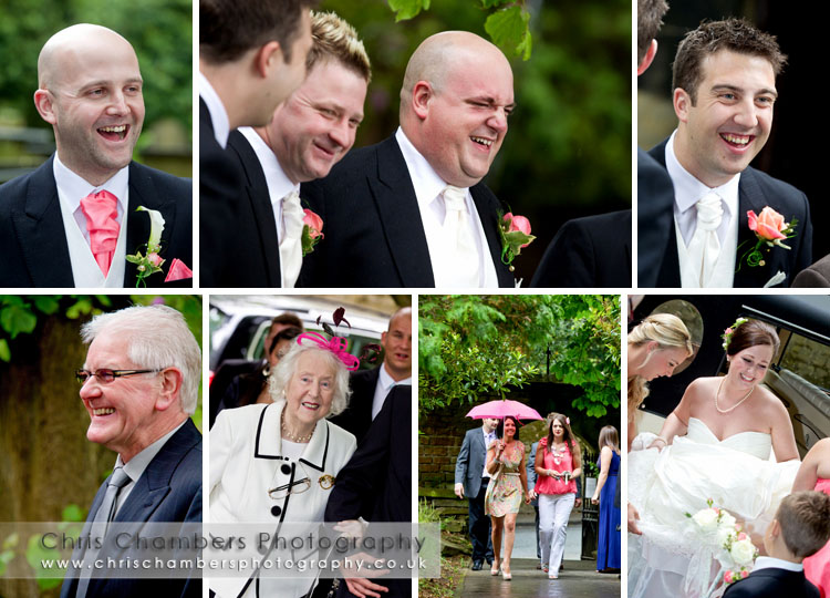 Huddersfield wedding photography - wedding photographer in Huddersfield