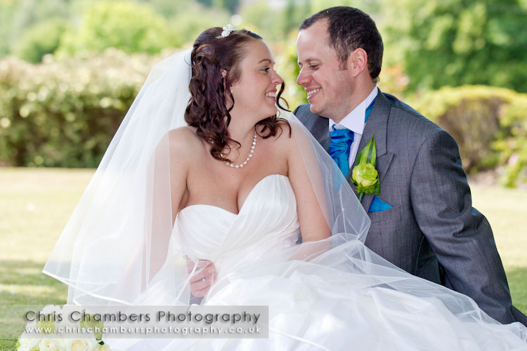 Waterton Park wedding photography - Walton Hall Wakefield weddings